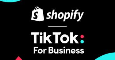 shopify x tiktok
