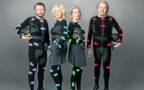 abba the voyage
